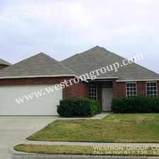 Rental info for 5324 Sonoma Drive in the Fort Worth area