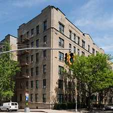 Rental info for 1795 Riverside Dr in the Washington Heights area