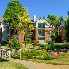 Rental info for The Augusta in the Oklahoma City area