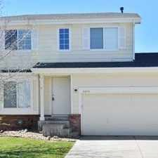 Rental info for House For Rent In Aurora. Will Consider! in the Centennial area