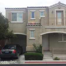 Rental info for 10344 Midnight Iris in the Paradise area