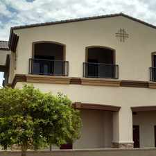 Rental info for 15450 W. Goodyear