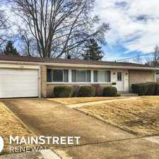 Rental info for 1590 Trotterway Drive in the Florissant area