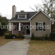 Rental info for 3800 Montgomery Avenue in the Columbia area