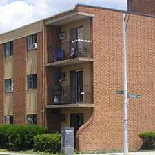 Rental info for Tecumseh Court Apartments in the East Windsor area