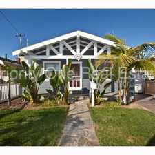 Rental info for 3610 Highland Avenue in the San Diego area