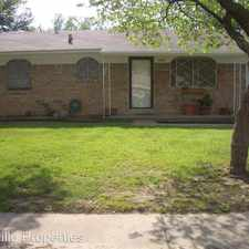 Rental info for 9408 South 90th East Avenue in the Tulsa area