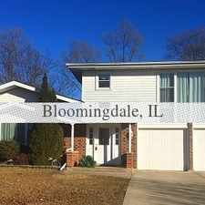 Rental info for House For Rent In Bloomingdale. in the Bloomingdale area