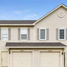 Rental info for Great Central Location 3 Bedroom, 2.50 Bath. Wa... in the Lockport area