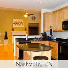 Rental info for 3 Spacious BR In Nashville in the Marrowbone area