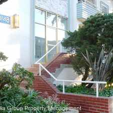 Rental info for 8148 Redlands St., #106