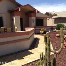 Rental info for 1485 Leisure World - Manor 1485 in the Mesa area
