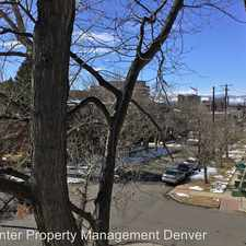 Rental info for 615 E 7th Ave Apt B in the Denver area