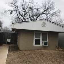 Rental info for 707 NE 35th St in the Oklahoma City area