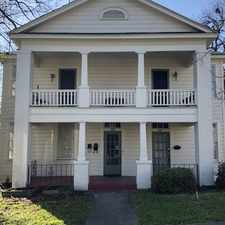 Rental info for 1314 South Hull Street