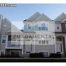 Rental info for $1995 3 bedroom Townhouse in Kendall County Oswego in the Aurora area