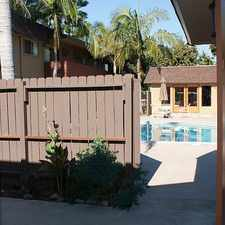 Rental info for One Bedroom In Anaheim in the West Anaheim area