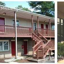 Rental info for 21610 Great Mills Road