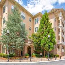 Rental info for The Savoy in the Dunwoody area