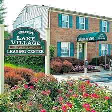 Rental info for Lake Village Townhomes in the Severn area