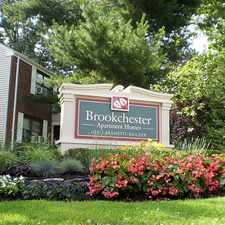 Rental info for Brookchester Apartments
