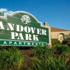 Rental info for Andover Park in the Valparaiso area