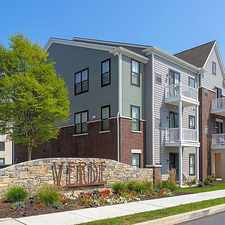 Rental info for Verde Apartments