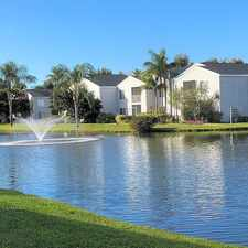 Rental info for Aaron Lake Apartments in the South Bradenton area