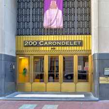 Rental info for 200 Carondelet in the French Quarter area