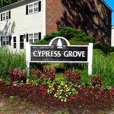 Rental info for Cypress Grove Apartments