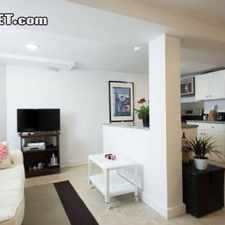 Rental info for $2100 1 bedroom Apartment in Logan Circle in the Downtown-Penn Quarter-Chinatown area