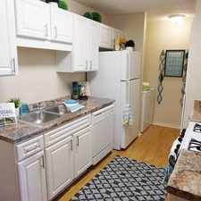 Rental info for Featuring full size washer and dryer, private patio, central heat and A/C, and extra storage space. Coming Soon-new granite-style countertops and white cabinetry! Call today 850-298-8091!