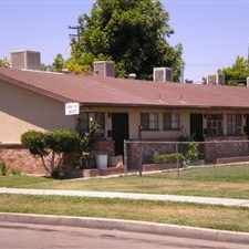 Rental info for CLOSE TO PLAYGROUNDS, COMMUNITY RECREATION CENTER, CHURCHES, SHOPPING, ETC.