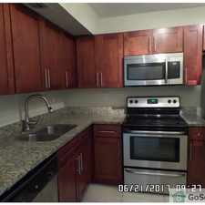 Rental info for Renovated spacious unit with stainless steel appliances in the Fort Lauderdale area