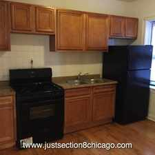 Rental info for *81ST/DREXEL SECTION 8 UNIT 1BDR 1BT $HEAT INC$ SECTION 8* in the Chatham area