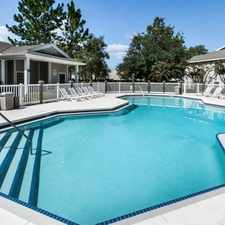Rental info for Our community is located in beautiful Spring Hill, FL . Only 600 walking steps to local stores and resturants such as Perkins, Applebees, Sonic and much more.