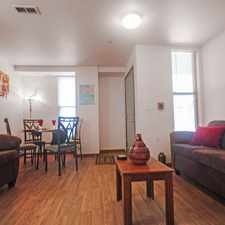 Rental info for 806 S Third