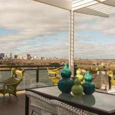 Rental info for Executive Apartment Locating in the Riverside area