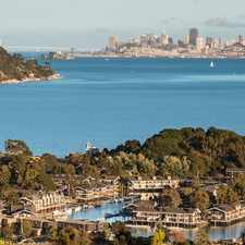 Rental info for The Cove at Tiburon