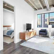 Rental info for 100 House at Financial Building