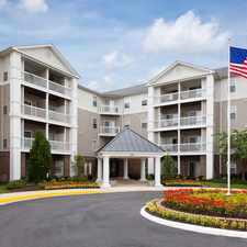 Rental info for Manchester Lakes Senior Apartment Homes in the Franconia area