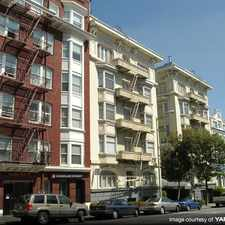 Rental info for 1060 Bush St. in the Lower Nob Hill area