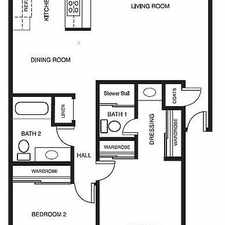 Rental info for Two Bedroom In Anaheim in the West Anaheim area