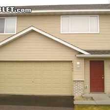 Rental info for Three Bedroom In Wright County