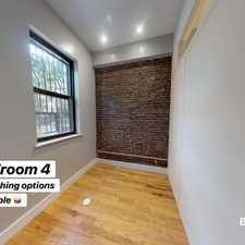 Rental info for Private Bedroom in Beautiful Bushwick Home With Backyard Patio