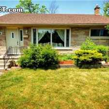 Rental info for 1750 3 bedroom House in Northumberland Hamilton