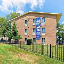 Rental info for Cedar Heights in the Anacostia area