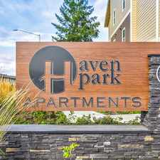 Rental info for Haven Park Apartments in the Ogden area