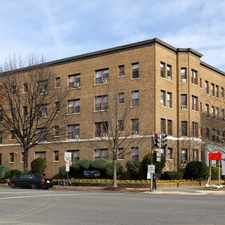 Rental info for The Abby in the Cathedral - Wesley Heights - McLean Gardens area