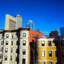 Rental info for St. Botolph Street Apartments in the South End area